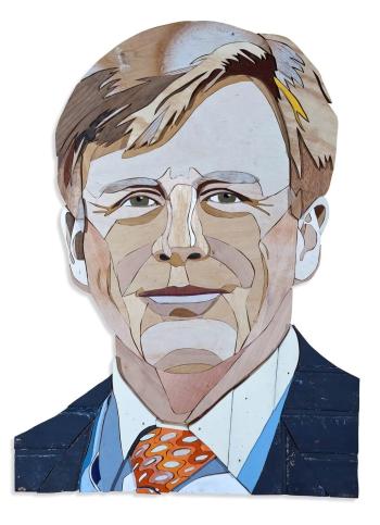 Portret Kraaijeveld