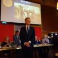 Nieuwe voorzitter GVON Marc Scheidius