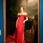 Groothertogin Maria Pawlowna, 1822 George Dawe, Olieverf, Hermitage St. Petersburg
