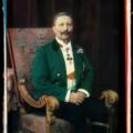 Vorstelijk verzameld, de foto's van de Duitse keizer Wilhelm II