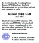 Gijsbert (Gijs) Heuff